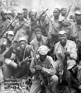 BiafranSoldiersInAsaba