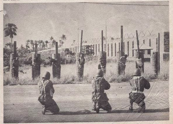 Dimka and other coup plotters executed