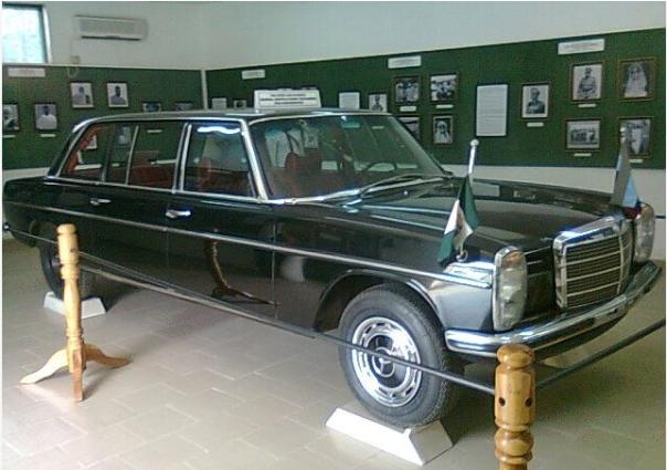Murtala Muhammed's Car