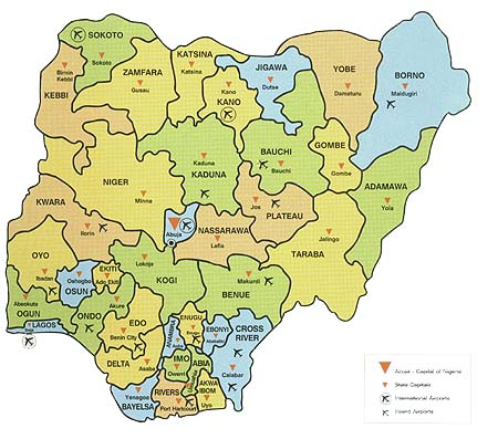 How Nigeria Got To 36 States Timeline Of State Creation In Nigeria Oldnaija