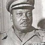 The death of Major Johnson Aguiyi Ironsi and the lucky escape of his Aide-de-camp, Andrew Nwankwo on July 29, 1966