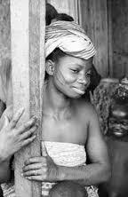 Yoruba tribal marks