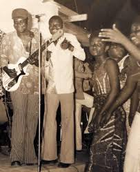 A musical show during festac77