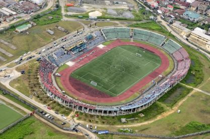 Stadiums in Nigeria