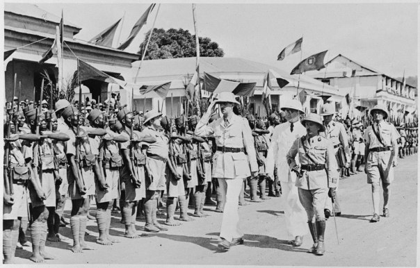Colonial era in Nigeria