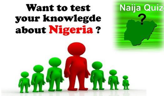 Nigerian Current Affairs Quiz
