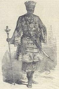 King Gezo of Dahomey| Wikicommons