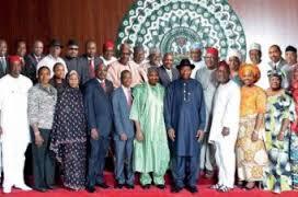 Goodluck Jonathan Ministers