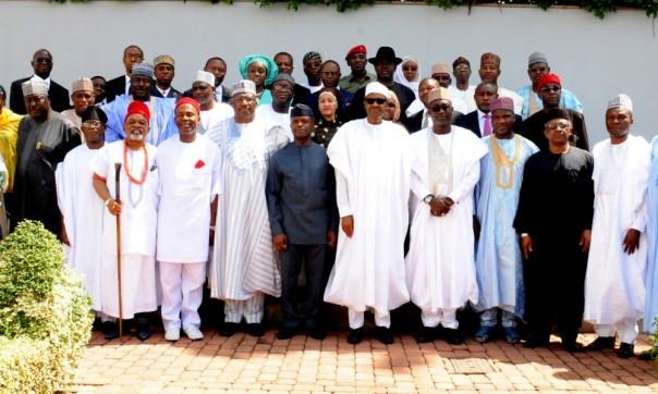 Muhammadu Buhari's Ministers