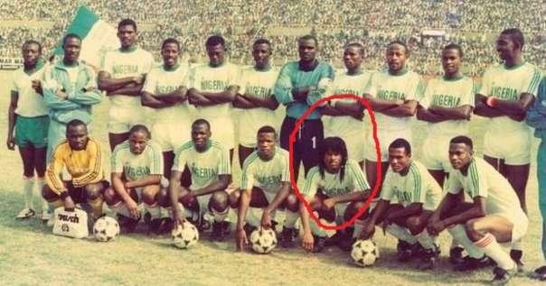 Samuel Okwaraji and Green Eagles