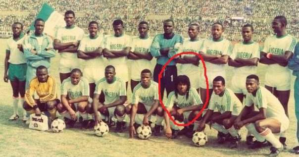 Samuel Okwaraji and Green Eagles