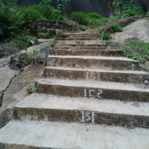 The 660 steps of Idanre hill
