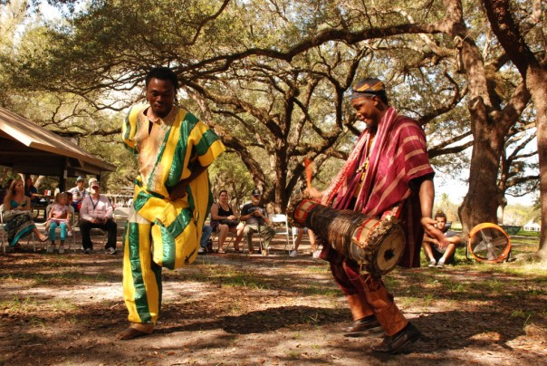 Bata Dancers by Jeremy Varner