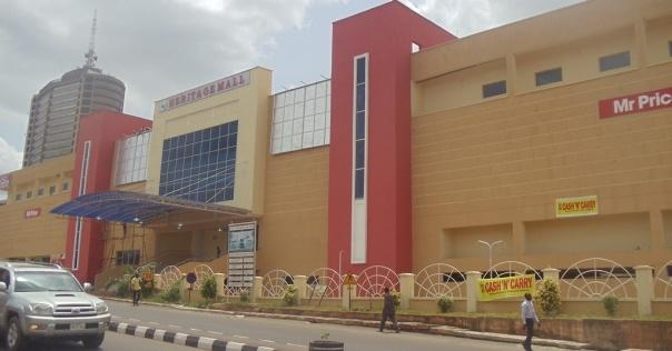 Heritage Mall, Dugbe, Ibadan