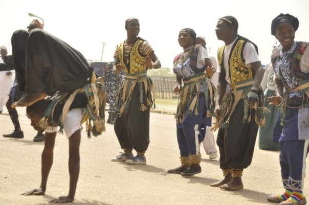 Koroso Dancers by Kannywood