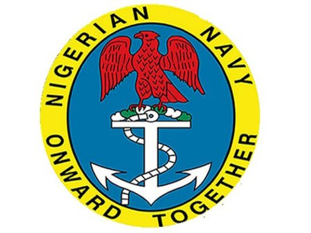 Symbol or Logo of the Nigerian Navy