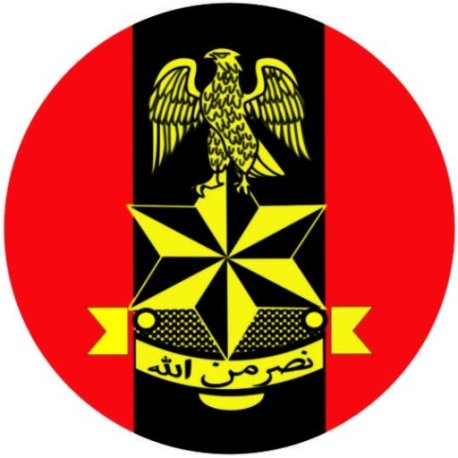 Logo or Symbol of the Nigerian Army