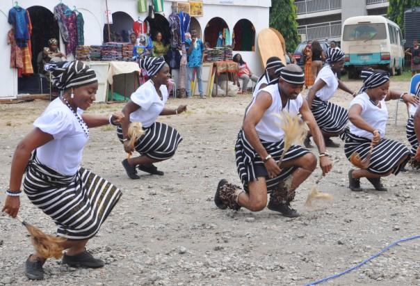 Swange Dancers by Scan News Nigeria