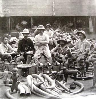British Punitive Expedition of Benin