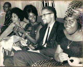Malcolm X in Nigeria