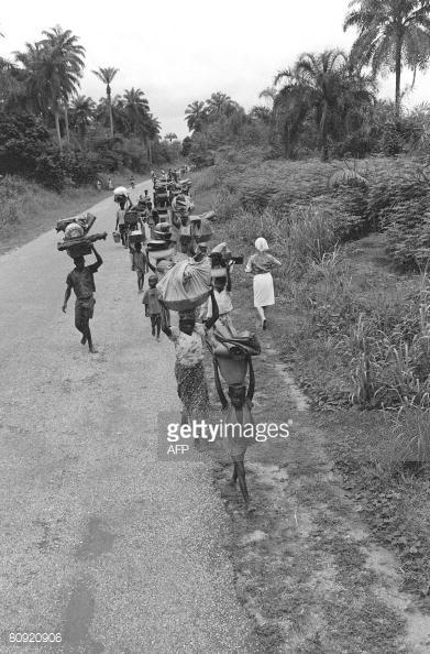 Biafran war