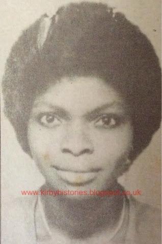 Gloria Okon