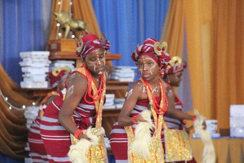 Obitun festival in Ondo town