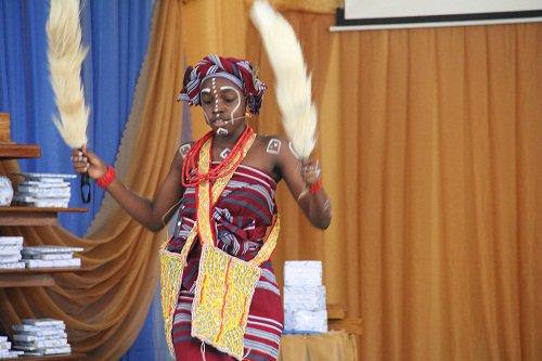 Obitun cultural dance