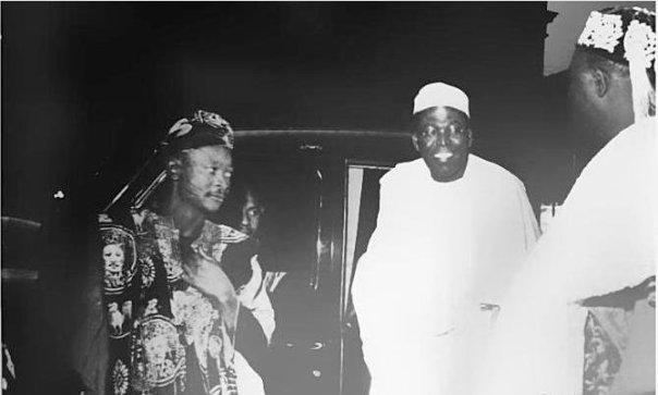 Adegoke Adelabu and Obafemi Awolowo