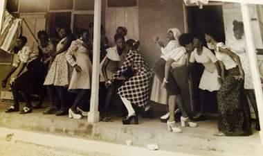 St Anne's School Molete Ibadan 1970
