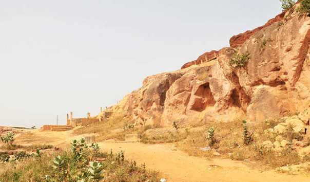 Dala hill in Kano