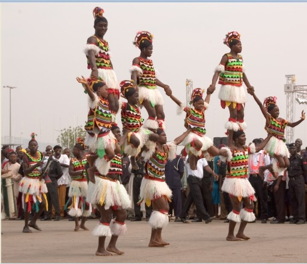Atilogwu dance