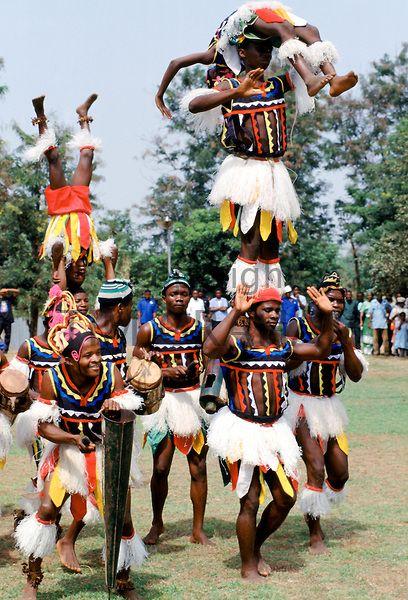 Atilogwu dance of eastern Nigeria
