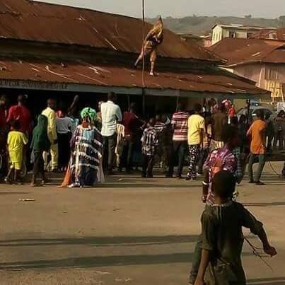 Oladunwo festival