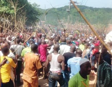 Oladunwo masquerade