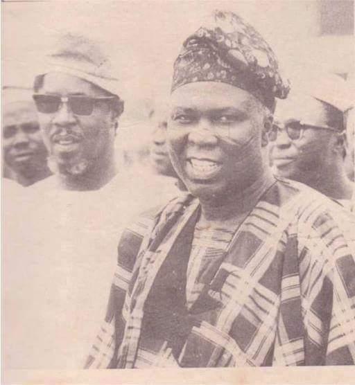 Samuel Ladoke Akintola and Remi Fani-Kayode