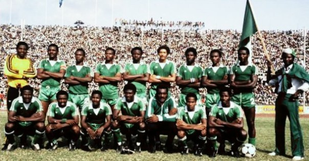 Segun Odegbami and Nigeria's National team