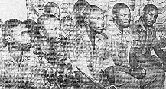 1990 coup plotters