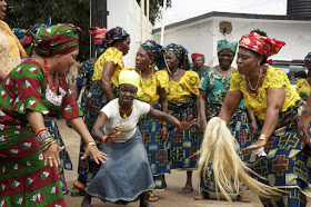 Igbo traditional dance