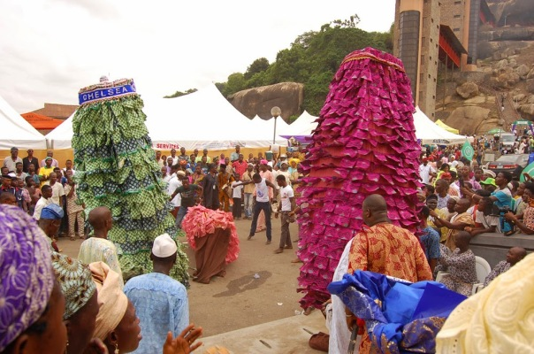 Lisabi Festival at Olumo