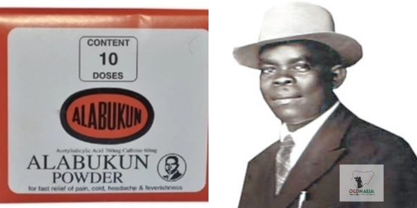 Alabukun Powder and Inventor Jacob Odulate
